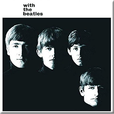 The Beatles With The Beatles Metal Wall SignレトロTinスチールPlaqueバーヘルプ