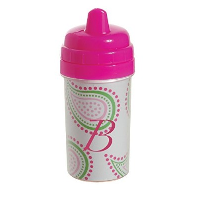 Create Your Own Photo Sippy Cup  幼児用 水筒 300ml ピンク