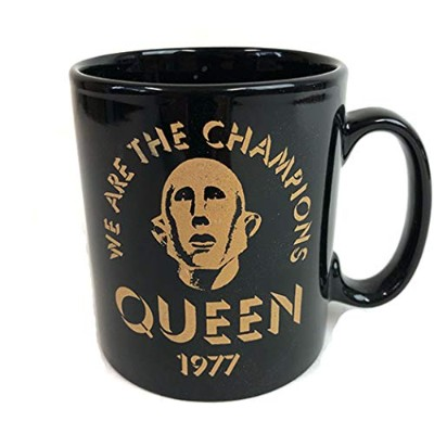 QUEEN クィーン QUEEN WE ARE THE CHAMPIONS 1977 マグカップ マグ ロック バンド 映画