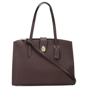 Coach Charlie Carryall バッグ - ブラウン