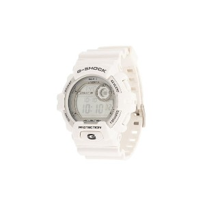 G-Shock digital watch - ホワイト