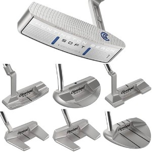 Cleveland Huntington Beach SOFT Putters【ゴルフ ゴルフクラブ>パター】