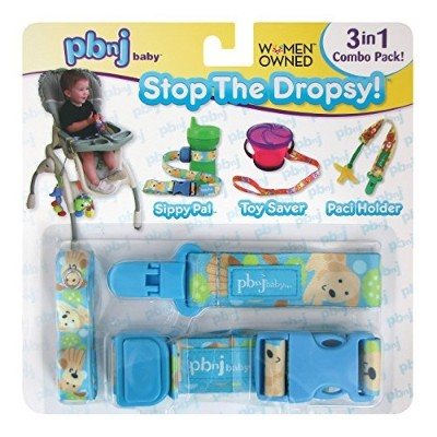 Stop the Dropsy 3-in-1 Combo Pack (Puppy) by PBnJ Baby