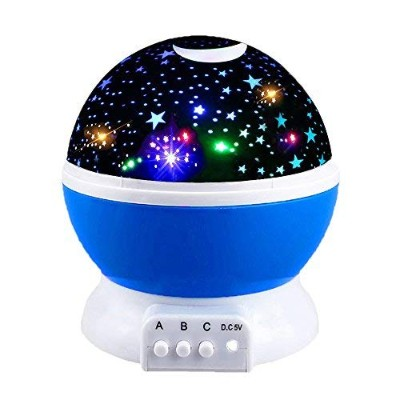 Ouwen回転Night Light for kids-bestギフト