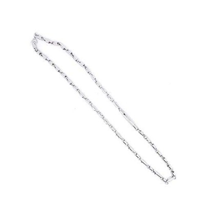 [男性用ネックレス]Morellato SWV03 Men's Necklace Diamond Steel[平行輸入品]