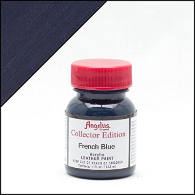 Angelus Collector Leather Paint 30ml Frn Blue