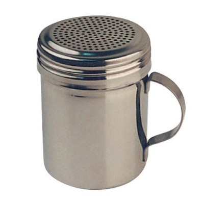 (3) - Winware Stainless Steel Dredges 300ml with Handle, Set of 3