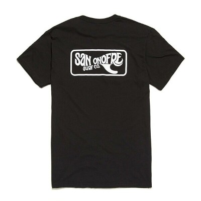 SAN ONOFRE SURF COMPANYTRADITIONAL PATCH TEE半袖Tシャツ