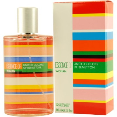 Benetton Essence of Benetton Woman Eau de Toilette Vaporisateur 100ml