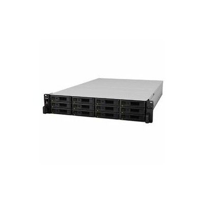 Synology RackExpansion RX1217RP 12ベイ拡張ユニット 取り寄せ商品
