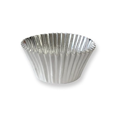 PME bc769Deep Foil Lined Cupcake Baking Cupsパックof 30、標準、ホワイト