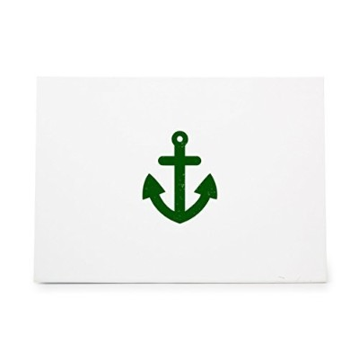 Anchor Boat Ocean Sea Ship Style 6199, Rubber Stamp Shape great for Scrapbooking, Crafts, Card...