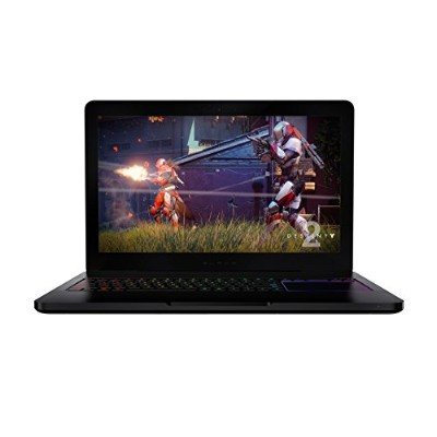 "Razer Blade Pro Gaming Laptop - 17.3"" 120Hz Full HD display, Quad-Core Intel Core i7-7700HQ,..."