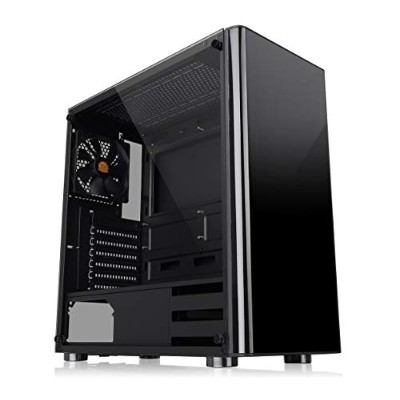 Thermaltake V200 TG ミドルタワー型 PCケース CS7409 CA-1K8-00M1WN-00
