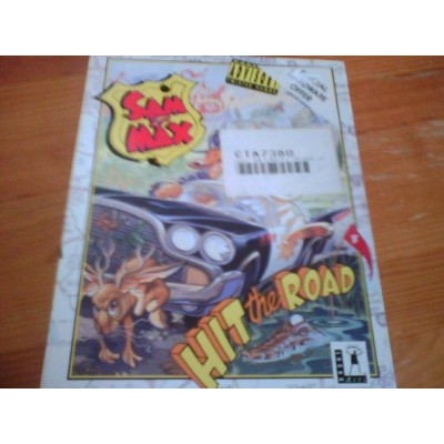 Sam and Max Hit the Road (CD) (輸入版)