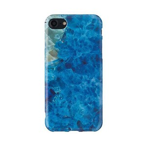 Gizmobies SELECT MB SPLASH(iPhone8/7対応)○AE0044IP07 Blue パソコン・モバイル雑貨