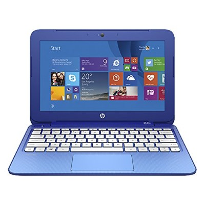 HP Stream 11-r016TU Windows10 64bit Celeron 2GB 32GB 光学ドライブ非搭載 iPass 無線LAN IEEE802.11ac/a/b/g/n...
