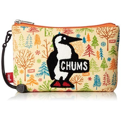 [チャムス]CHUMS Medium Pouch Sweat Tree