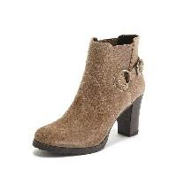 GEOX ANKLE BOOTS○D54P4A00023C5005 Dark beige ブーツ
