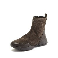 GEOX ANKLE BOOTS○D642NC02185C6457 Chestnut/coffee ブーツ
