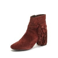 GEOX ANKLE BOOTS○D643YB00022C6007 Cigar ブーツ