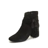 GEOX ANKLE BOOTS○D643YB00022C9999 Black ブーツ
