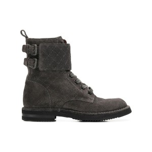 Chanel Vintage 2010'S CHANEL BOOTS - グレー