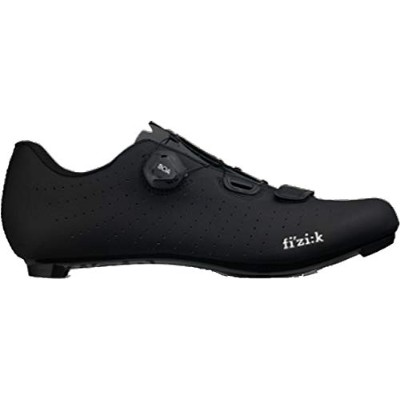 Fizik Tempo Overurve R5 Cycling Shoes - Black/Black (46.5 EUR [30cm])