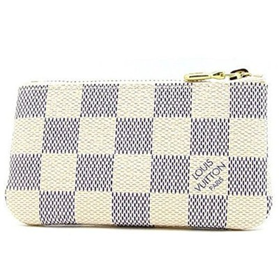 Louis Vuitton ルイヴィトン 小銭入れ兼用キーケース ダミエ アズール ポシェット クレ N62659 [並行輸入品]