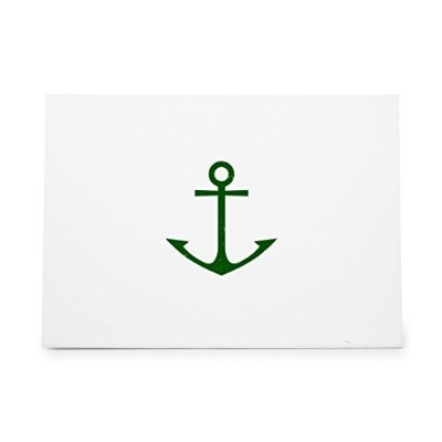 Anchor Ship Sea Style 6202, Rubber Stamp Shape great for Scrapbooking, Crafts, Card Making, Ink...