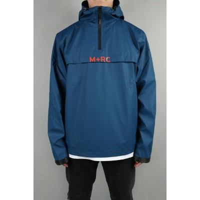 STORM PULLOVER JACKET/BLUE M+RC Noir(マルシェ・ノア)