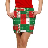 LoudMouth Ladies Gift Wrapped StretchTech Skort【ゴルフ レディース>スコート】