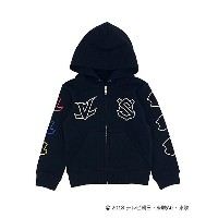 【SALE(伊勢丹)】 IN THE HOUSE  IN THE HOUSExZIP-UP HOODIE(KIDS) クロ 【三越・伊勢丹/公式】 キッズファッション~~その他