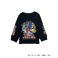 【SALE(伊勢丹)】 IN THE HOUSE  IN THE HOUSExLONG SLEEVE TEE(KIDS) クロ 【三越・伊勢丹/公式】 キッズファッション~~トップ