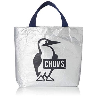 [チャムス]CHUMS Tyvek Packable Tote S Silver