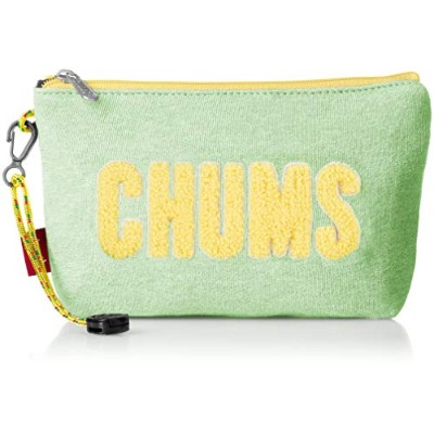 [チャムス]CHUMS Little Pouch Sweat H/Lime