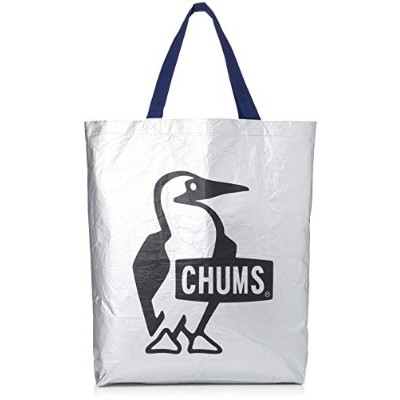 [チャムス]CHUMS Tyvek Packable Tote L Silver