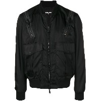 Dsquared2 multi-pocket bomber jacket - ブラック