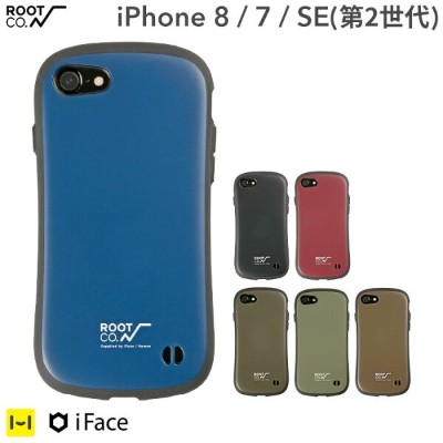 ROOT CO. iPhone7 iPhone8 ケース iFace Gravity Shock Resist 【 スマホケース アイフェイス アイフォン7 iPhone7ケース 耐衝撃...