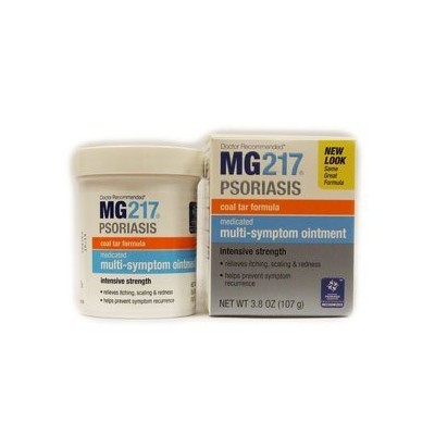 MG217 コールタール配合 軟膏(107ml)MG217 Medicated Tar Ointment