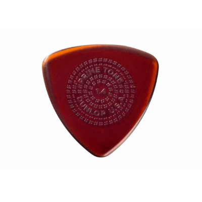 Dunlop 《Jim Dunlop/ジム ダンロップ》 Primetone Sculpted Plectra Pick With Grip [512P Triangle]