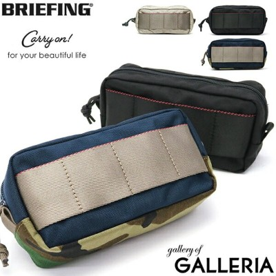 【Rカードで28倍 | 10/13(日)限定】【日本正規品】 ブリーフィング ポーチ BRIEFING carry on 小物入れ ONE ZIP POUCH M ワンジップポーチ コスメポーチ...