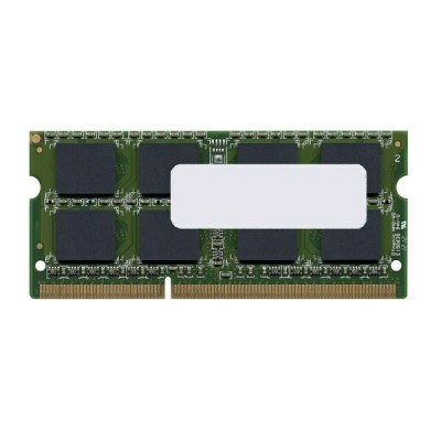 【バルク品】 増設メモリ 8GB DDR3L 1600MHz PC3L-12800 204pin SO-DIMM GBN1600L-8G