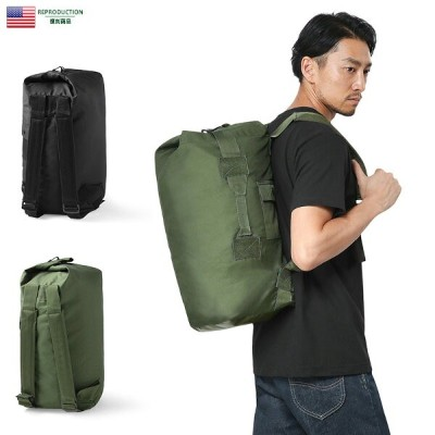 【20%OFFセール開催中】新品 米軍 AD-20 ナイロンダッフルバッグ/ミリタリー 軍物 メンズ 男性 ギフト