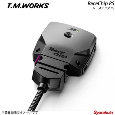 T.M.WORKS ティーエムワークス RaceChip RS ガソリン車用 PEUGEOT 308 GTi 250 by PEUGEOT SPORT 1.6 T95G05
