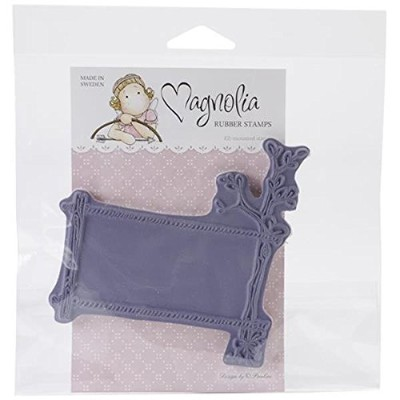 Magnolia and Lilacs Summer Cling Stamp, 6.5 by 6.25-Inch Pkg-Swing by Magnolia