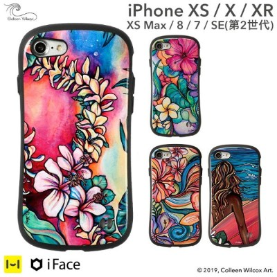 iFace iphone7 iphone8 ケース コリーンウィルコックス Colleen Wilcox iFace First Class 【 スマホケース アイフェイス アイフォン8ケース...