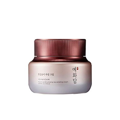 [ザフェイスショップ]The Faceshop YEHWADAM天参松栮自生クリーム 50ml The Faceshop YEHWADAM Heaven Grade Ginseng...