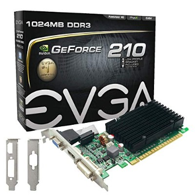 GeForce 210, 1024MB, DDR3