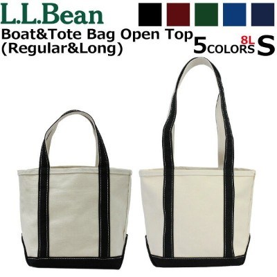 L.L. Bean LL Bean エルエルビーン Boat and Tote Bag Open Top Small ボートアンドトートバッグ オープントップ Sサイズハンドバッグ バッグ...